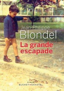 [Blondel, Jean-Philippe] La grande escapade  La_gra10