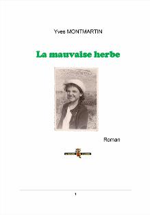 [Montmartin, Yves] La mauvaise herbe  La_mau10