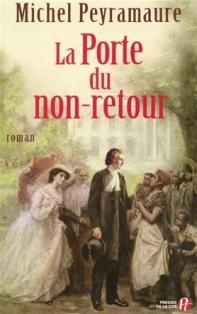 [Peyramaure, Michel] La Porte du non-retour  La_por10