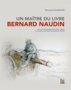 [Gagnepain, Bernard] Un maître du livre : Bernard Naudin  Un_maz10