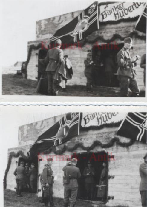 """Dunkerque - Bunker """"Hubertus""""... P10"""