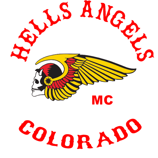 Hells Angels Motorcycle Club Colorado 1% World-10