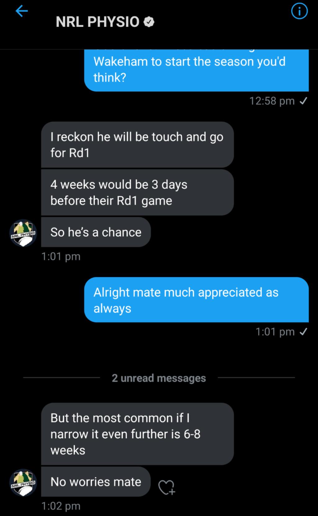 NRL Fantasy 2021 Part 4 - Praying that nobody gets hurt - Page 4 Image110