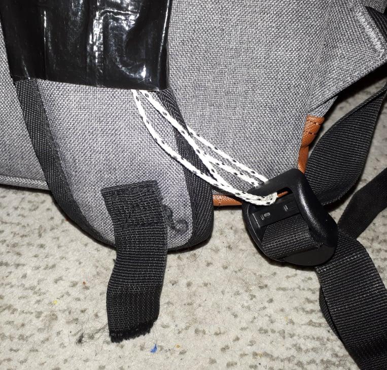 J'ai cassé mon sac ! - Utilisation matériel EDC - Débrouille Sac_rz11