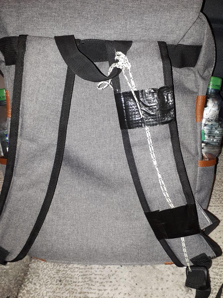 J'ai cassé mon sac ! - Utilisation matériel EDC - Débrouille Sac_rz12