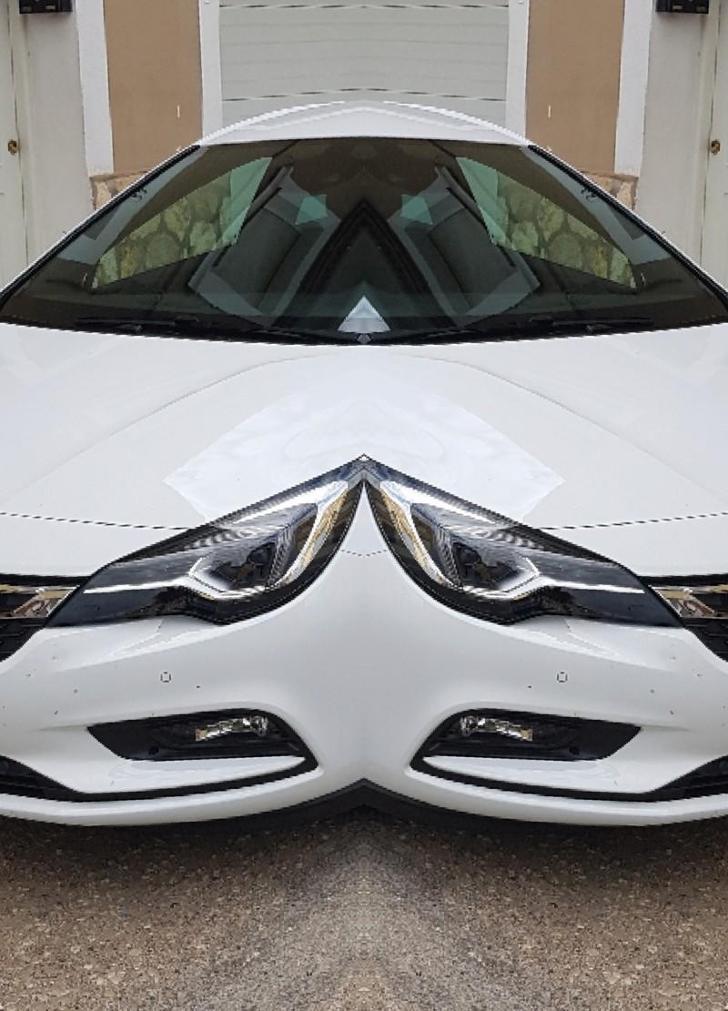 Serhellin empezando a andar con Opel Astra 20180812