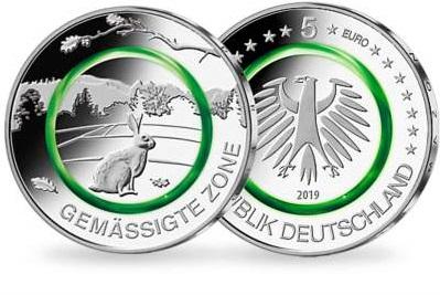 alternativas reales monedas 5€ Gemziz10