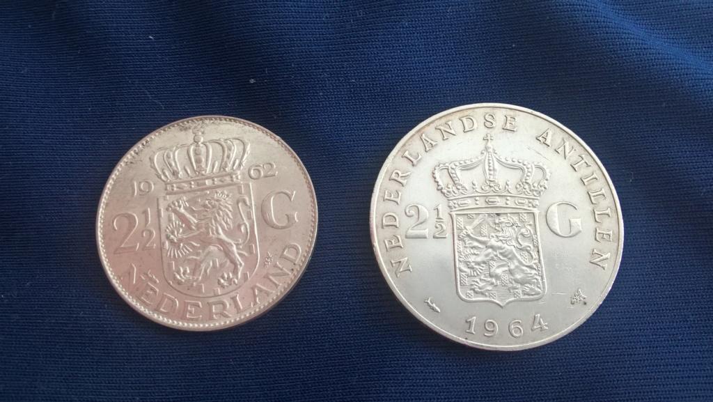 Antillas holandesas 2 1/2 florines 1964 Peque_10
