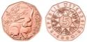 alternativas reales monedas 5€ At18-510