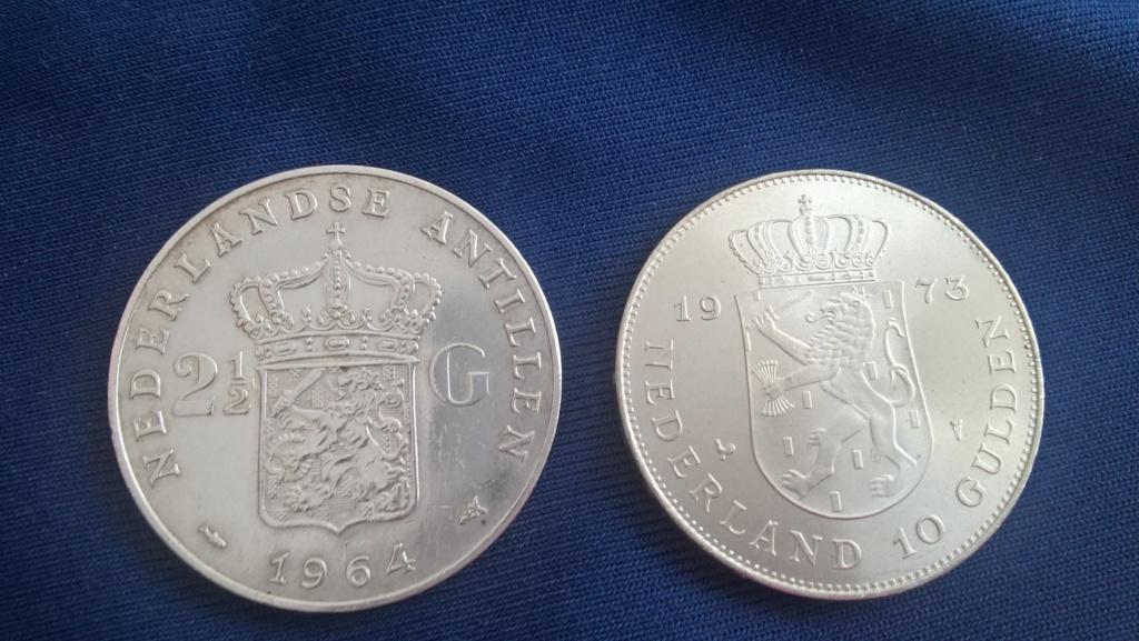 Antillas holandesas 2 1/2 florines 1964 Wp_20210