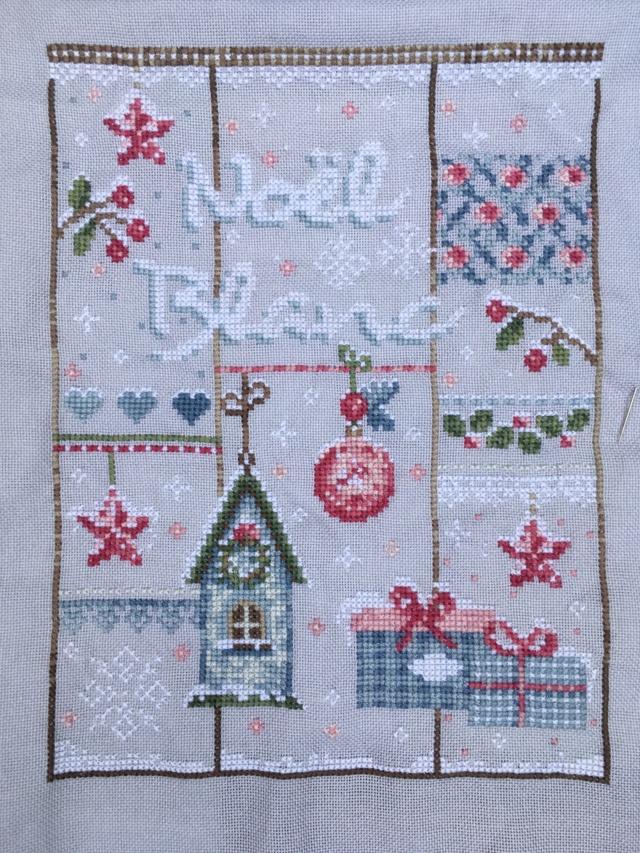 Galerie du sal du Noël Blanc de Mme La Fée 74ef2310