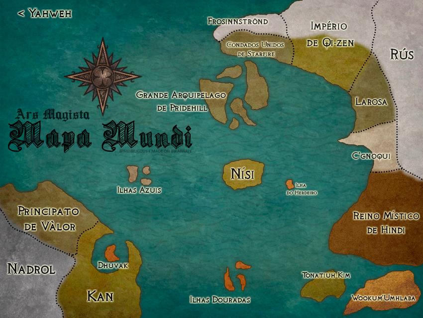 Geografia Mapa-m10
