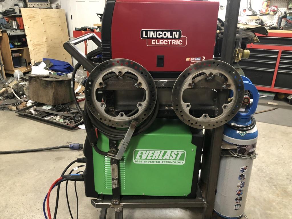 Welding cart fabrication 2ff08410