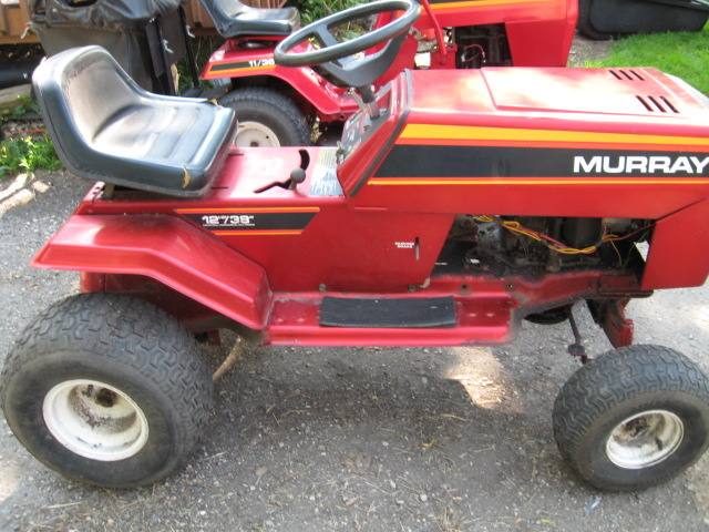 Low Speed Tractor w/ Peerless 820 + Automatic Transmission