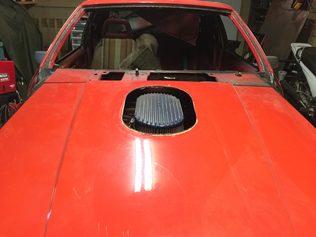 1983 Mustang, retirement car build or; The last car I'll ever build 8dcf1710