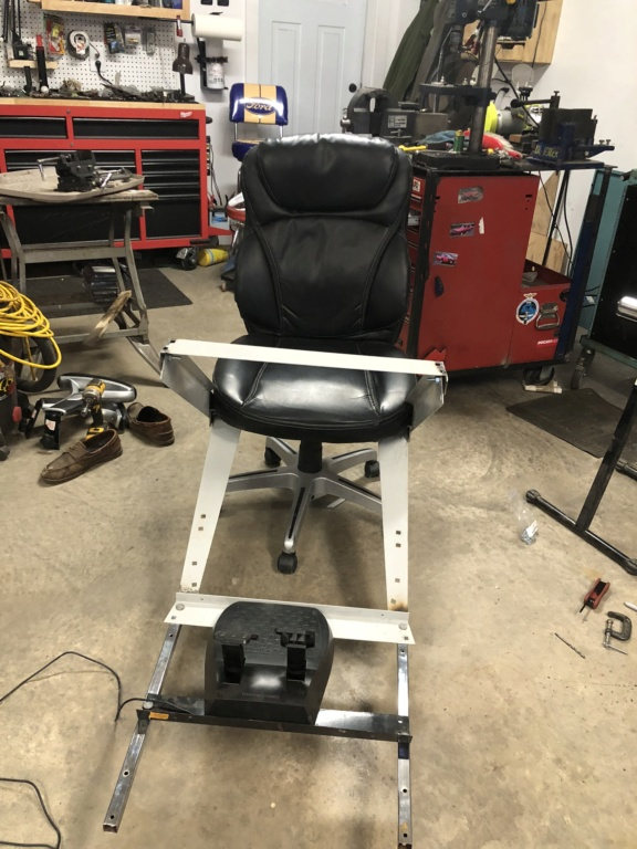 Gaming chair....on the cheap! 96f40810