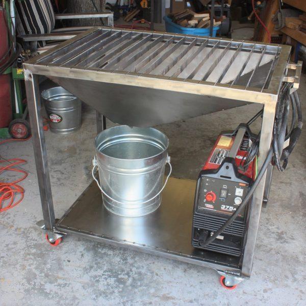 "CUT50P plasma cutter: intial setup and ""fixes"" E8724310"
