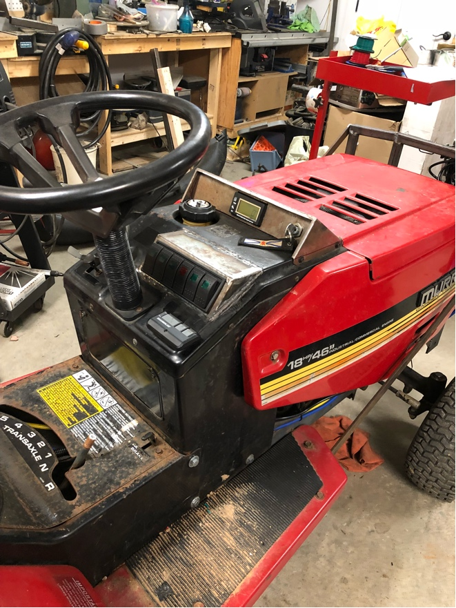 MUT: Murray Utility Tractor Fr_41012