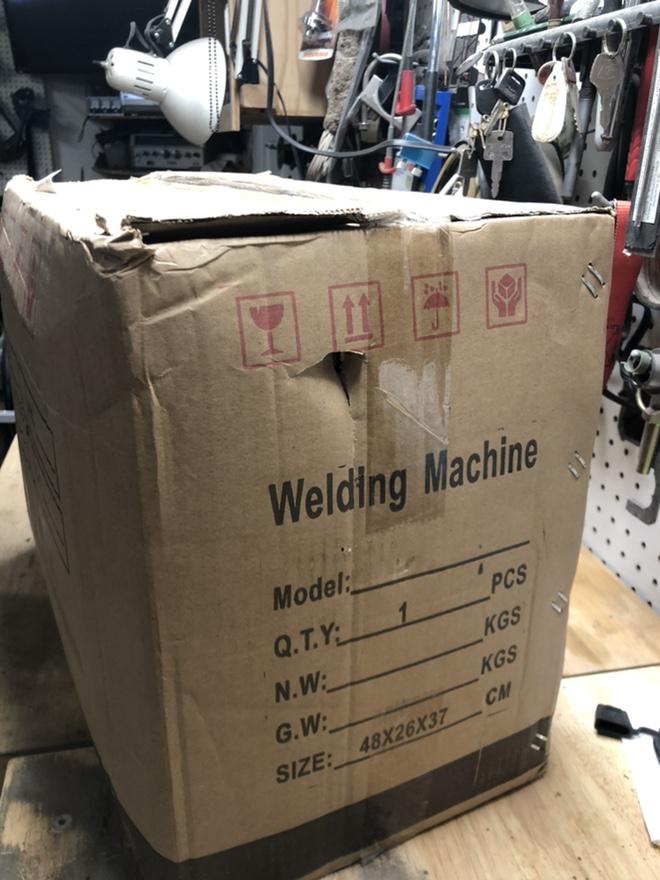 "CUT50P plasma cutter: intial setup and ""fixes"" Fr_43810"