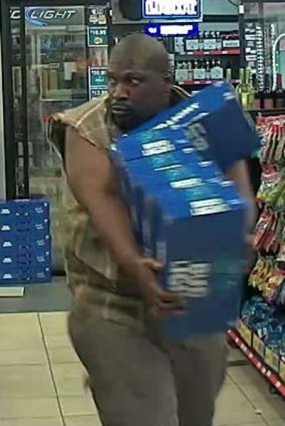 Чувак стащил из магазина 5 ящиков пива за раз, применив школьный навык Krazha11