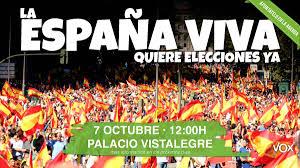 VOX | Acto en Zaragoza Lav10