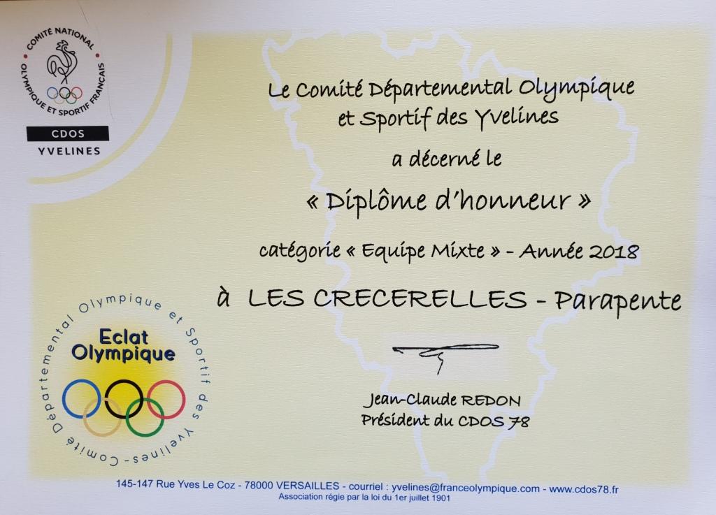 Éclats Olympiques le 22 mars 20190310