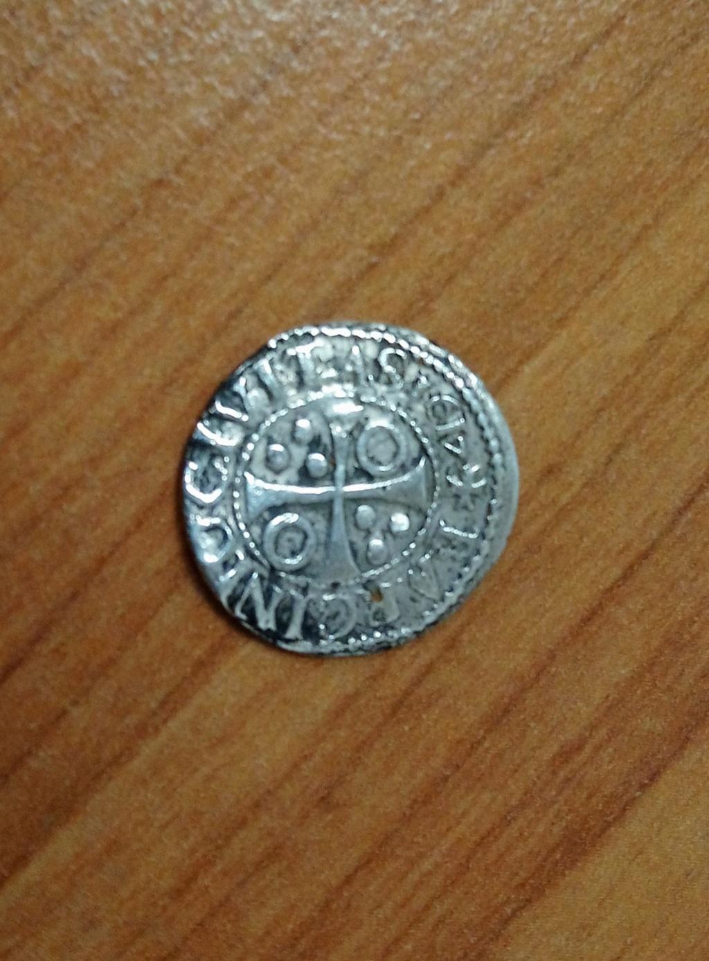 Medio Croat de Felipe III de 1617. Barcelona _2019011
