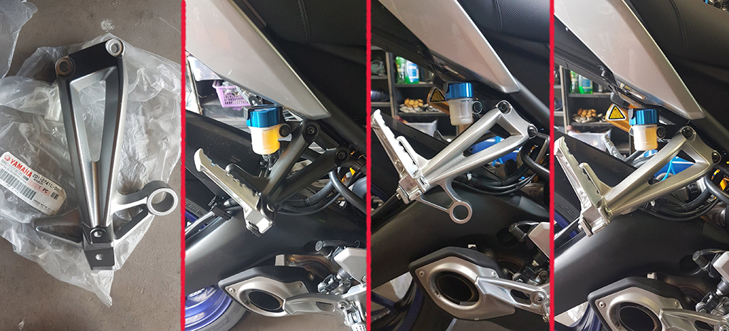 support cale pieds FZ1 pour MT 09 SP Sans_t10