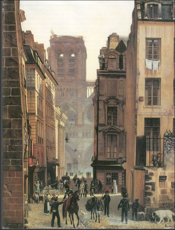 Notre Dame de Paris brûle ! 182610