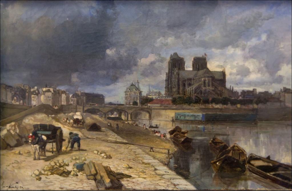 Notre Dame de Paris brûle ! 1852_j10