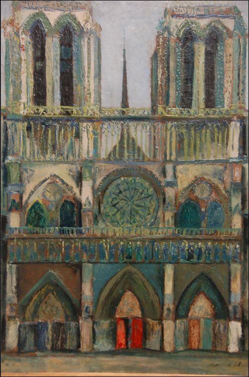 Notre Dame de Paris brûle ! 1900_210