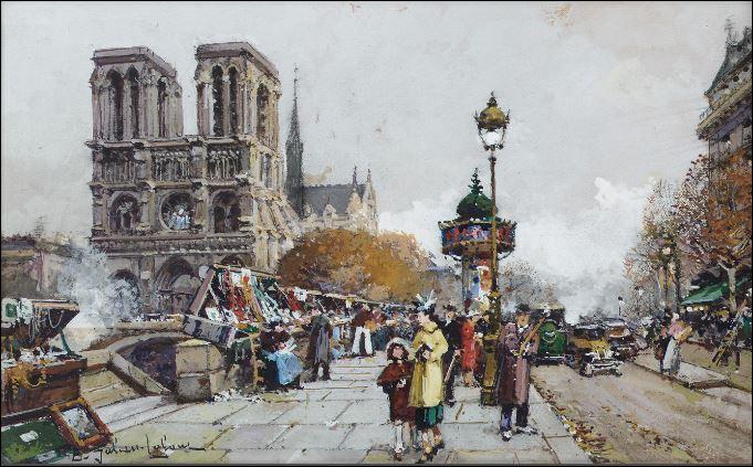 Notre Dame de Paris brûle ! 194110