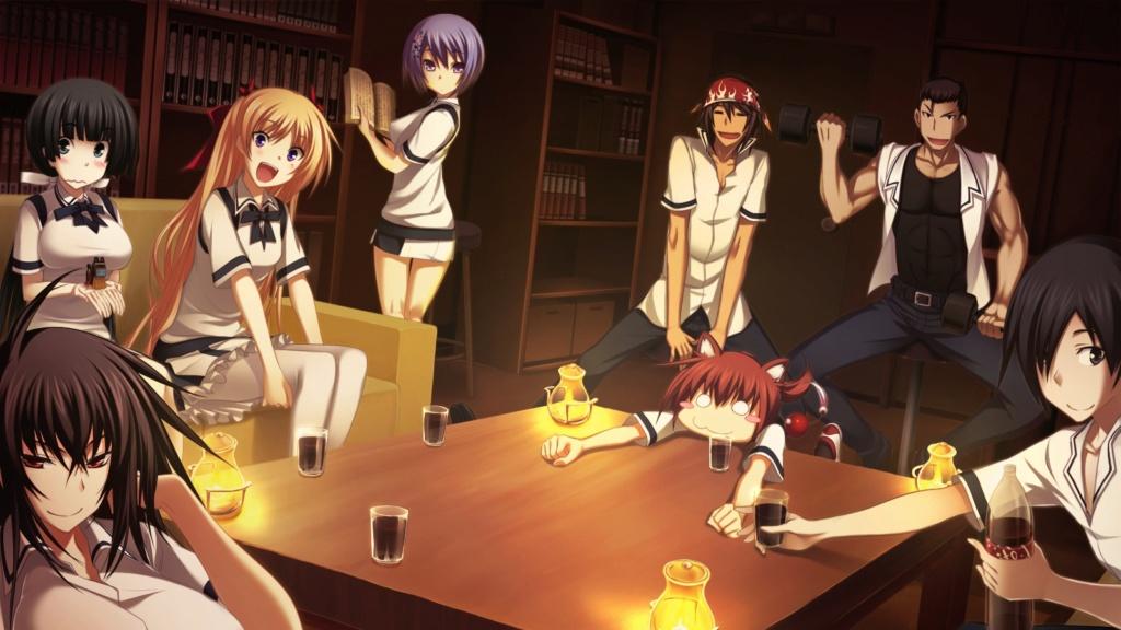 Кабинет стражей  - Страница 3 Anime_10