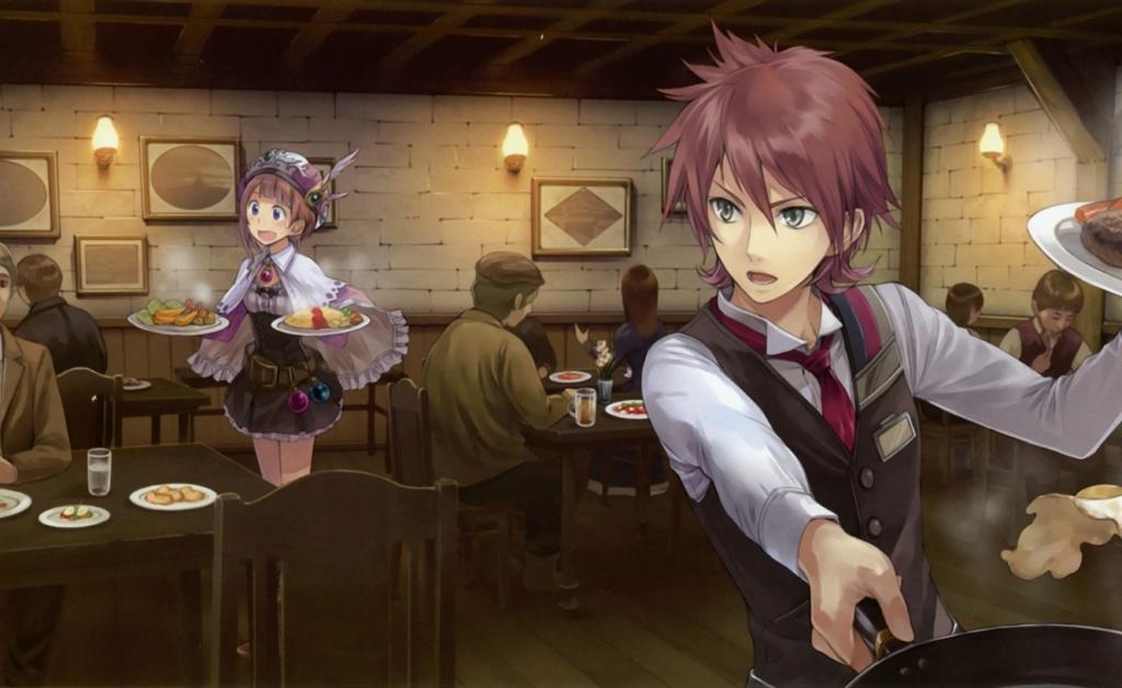 Кафетерий академии Art-me11