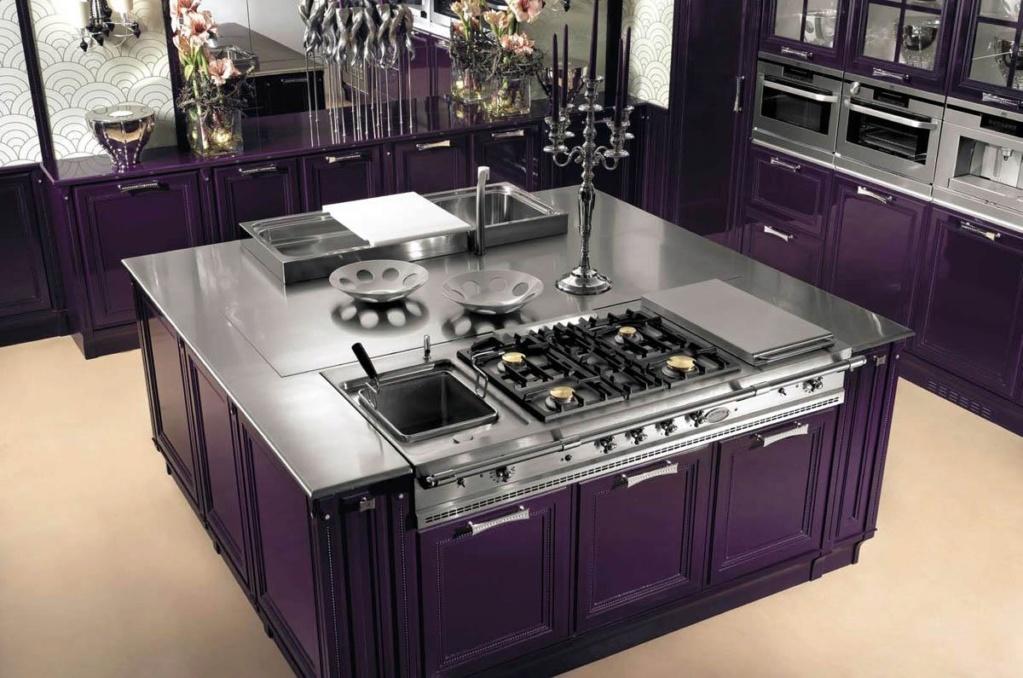 Кухня общежития Origin10