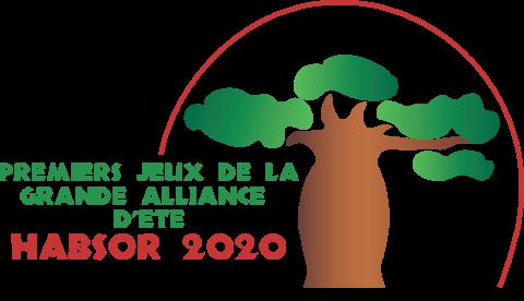 Jeux de la Grande Alliance Habsor 2020 Logo_h10