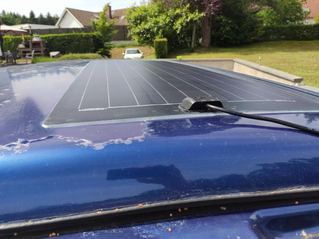 Mon installation solaire  16241811
