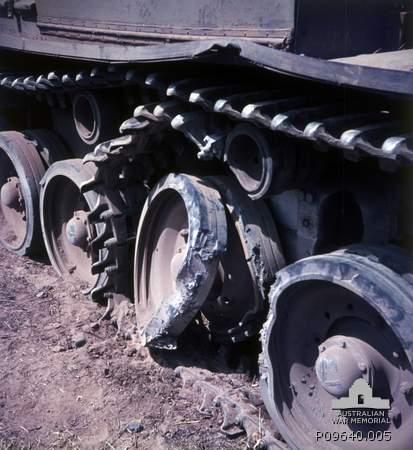 Chaffee en Indochine Mine_d10