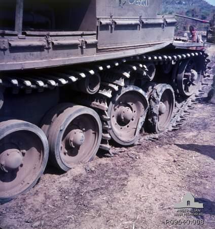 Chaffee en Indochine Mine_d11