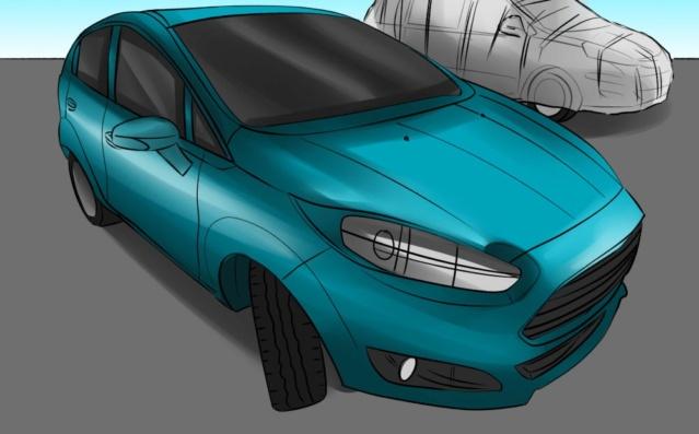 [GUIA PARA MECANICOS] Cómo pintar un vehículo. Paso_112