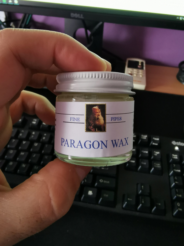 Renaissance Wax / Halcyon II / Paragon Wax Img_2189