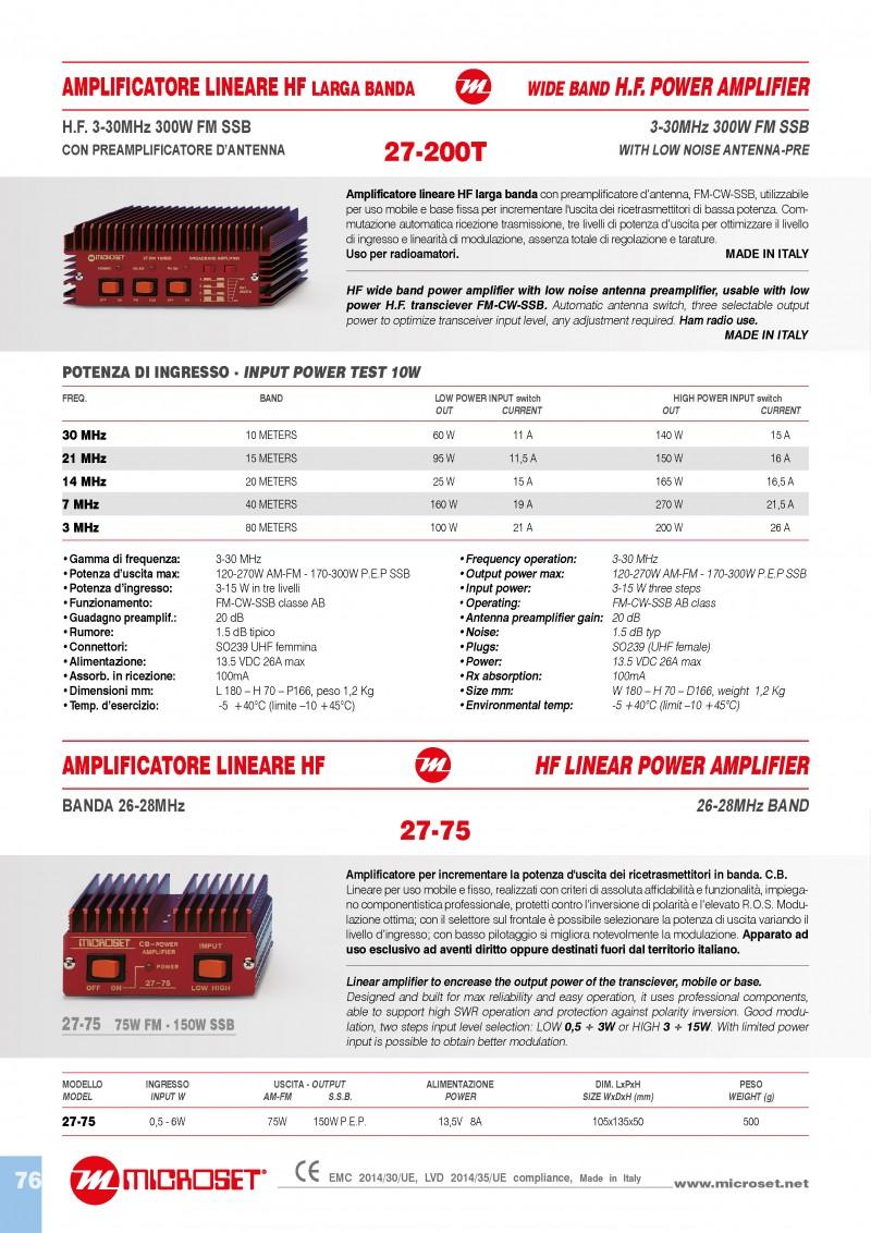 Microset 27-200 200t10
