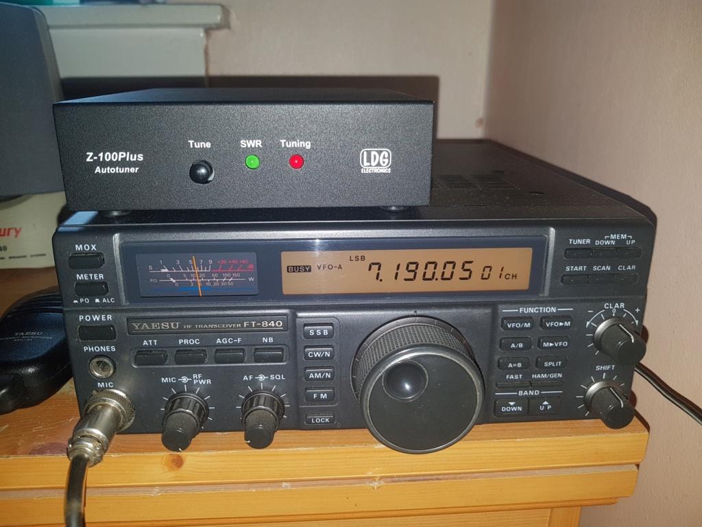 What HF home base setup are you using? 20190710