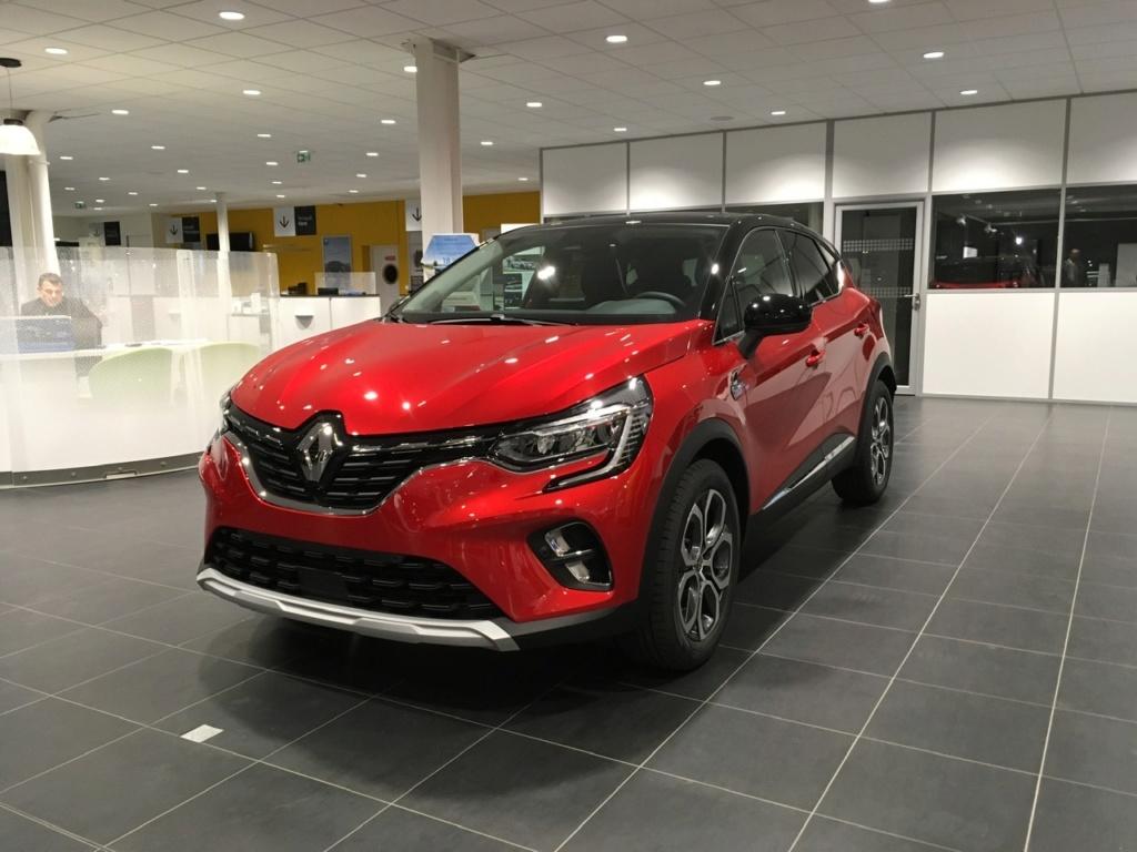 2019 - [Renault]  Captur II [HJB]  - Page 9 E7c9fd10