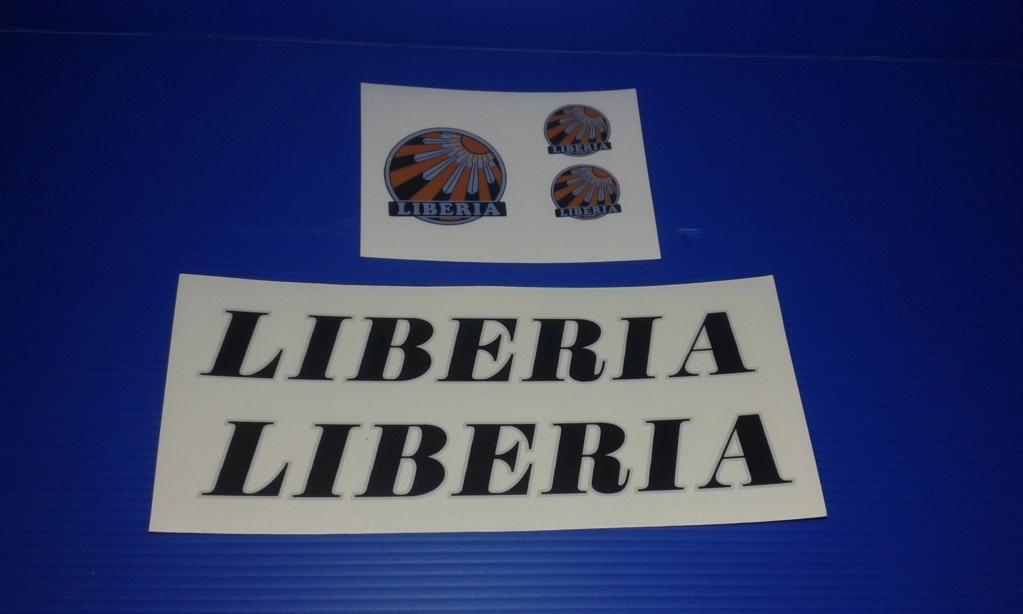"""Liberia """"leger"""" de 1979 (?) Sticke10"""