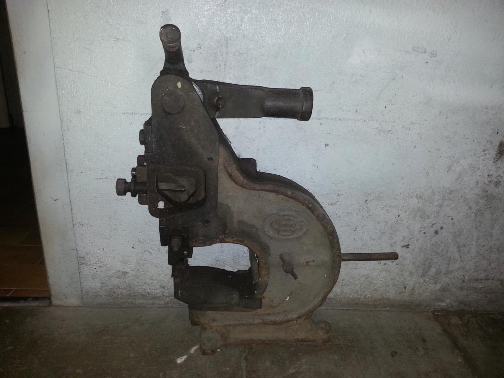 objet ancien Poinzo11