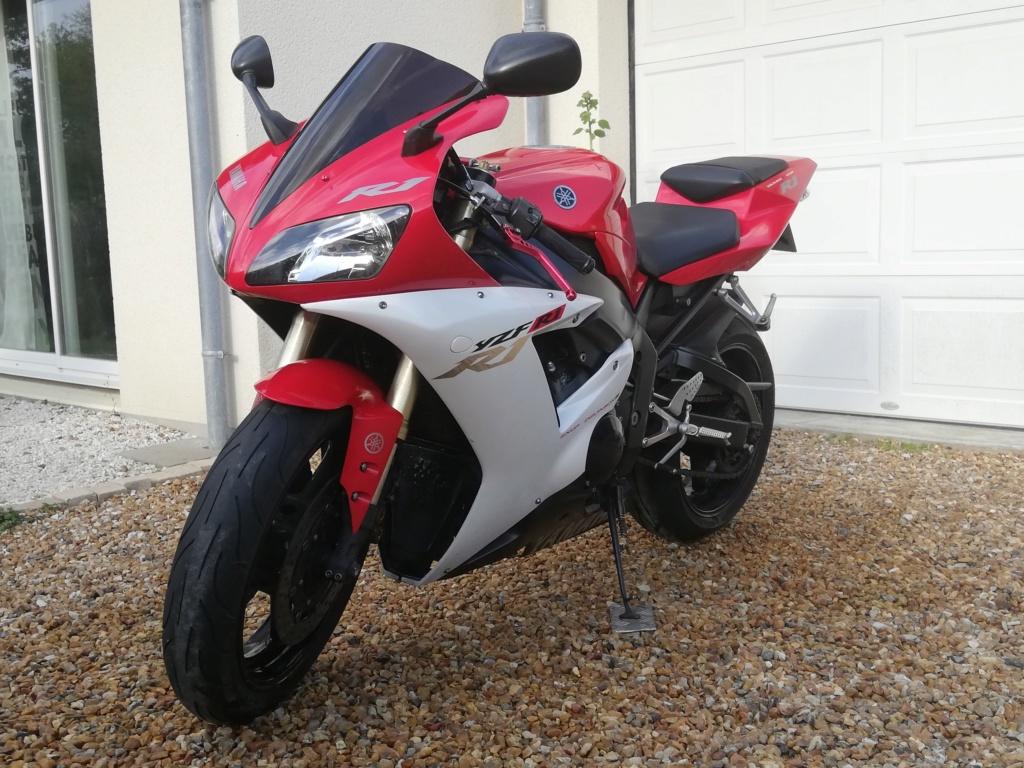 Yamaha R1 2002 74525 kms 3500 €  Img_2011