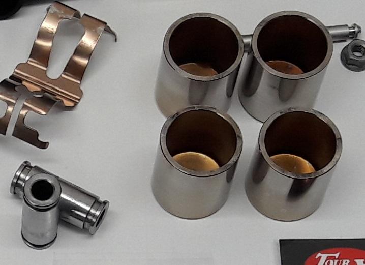 Reparatursatz für die vordere Bremspumpe (CX500 Euro Sport) Kolben10