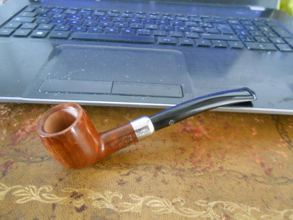 elle est arrivée ma nouvelle pipe au système terminus  Dscn0722