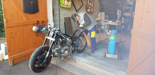 Rice-bobber virago 1000 by Nash 20200231